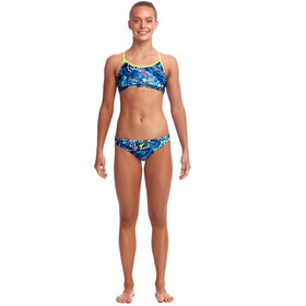 Funkita Racerback Two Piece Bikini Girls butterfly effect